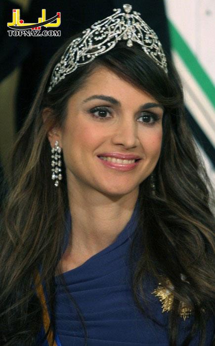زیباترین زن عرب