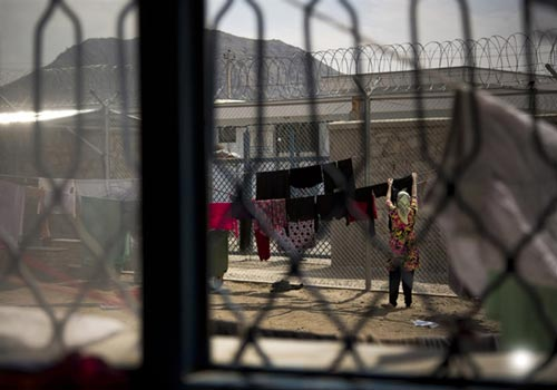 زندان زنان افغانستان