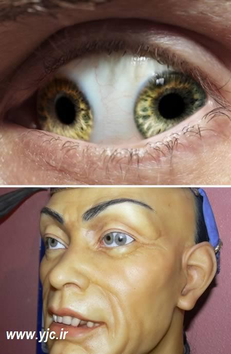 چشمان عجیب