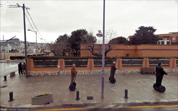 عکس خنده دار دوربین گوگل