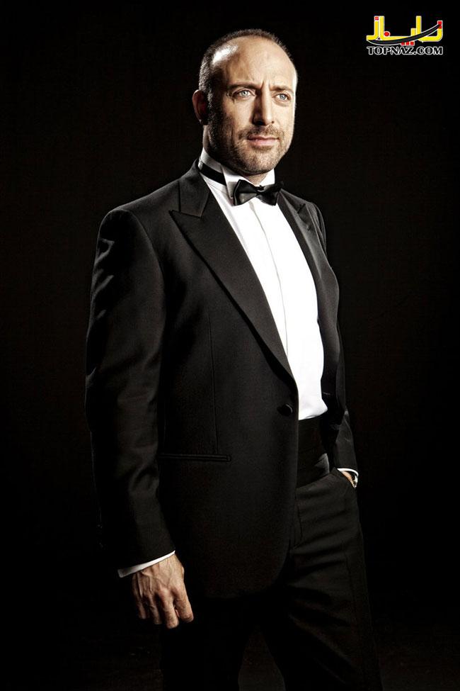 خالد ارگنچ بازیگر نقش جودت در سریال وطنم تویی