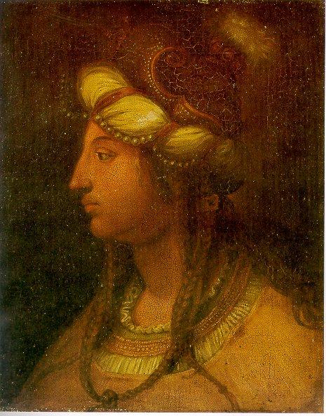 نقاشی خرم سلطان