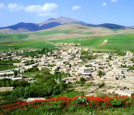 روستاهای شگفت انگیز برای مسافرت,زیباترین روستاها