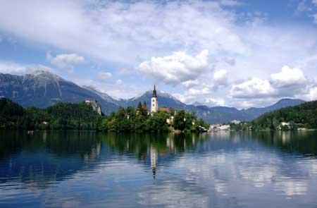 دریاچه رومانتیک
