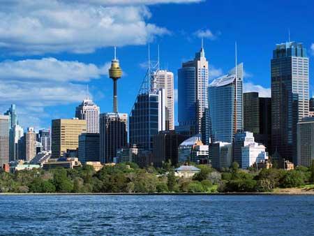 سیدنی,شهر سیدنی