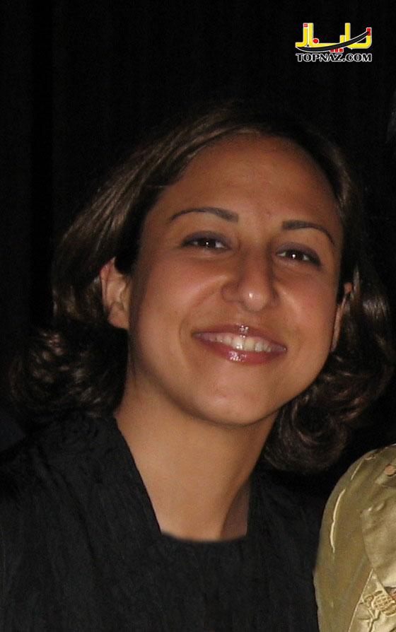 زن شناگر ایرانی