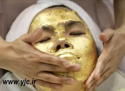 ماسک صورت,عجیب ترین درمان های پوست