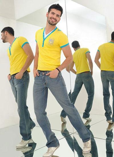 مدل تیپ اسپرت مردانه