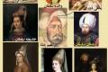 عکس واقعی شخصیتهای سریال حریم سلطان
