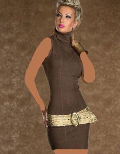 فروش لباس مجلسی زنانه کوتاه
