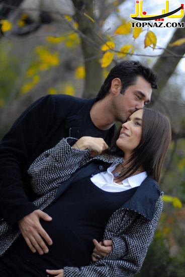 بازیگر سریال از بوسه تا عشق