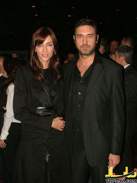 عکس بوراک حکی و همسرش