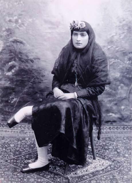 زن ایرانی
