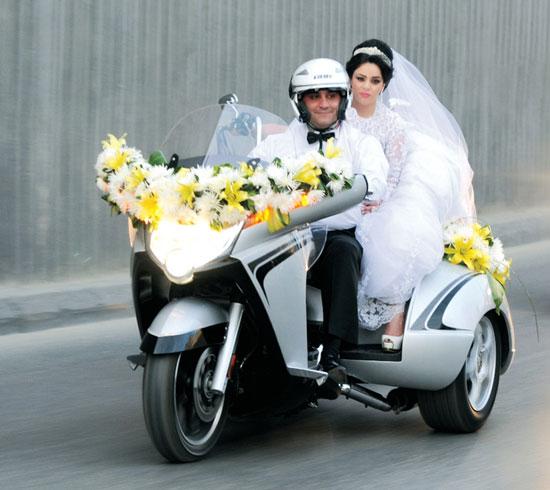 ماشین عروس, جالب ترین ماشین عروس, ماشین عروس جدید