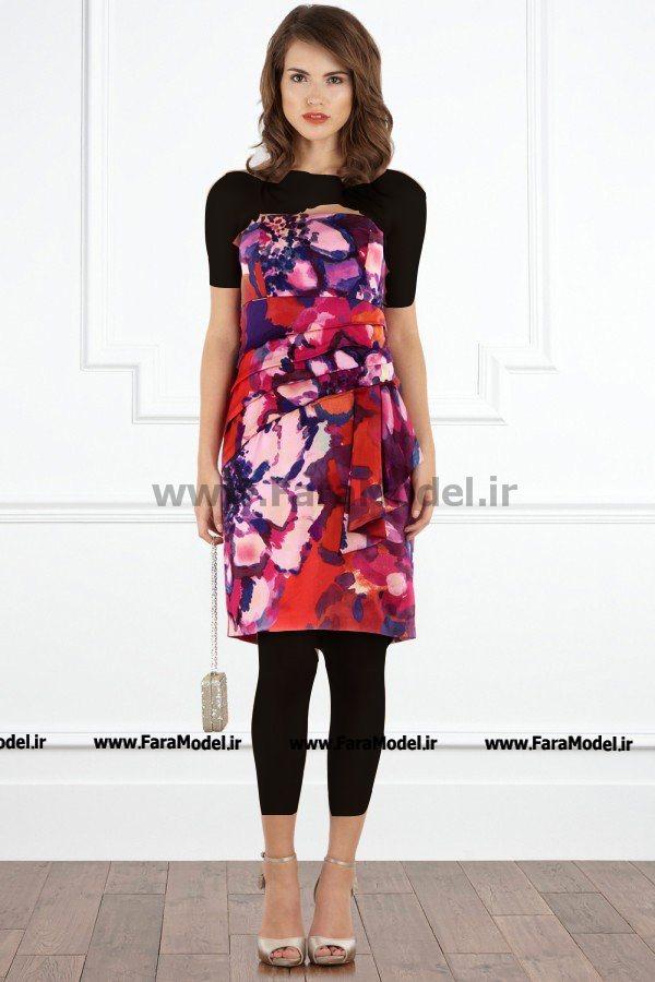 مدل لباس مجلسی ساده دخترانه