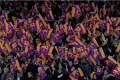 بارسلونا قهرمان لالیگا شد