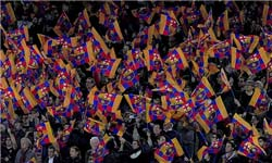 قهرمانی بارسلونا, بارسلونا قرهمان شد