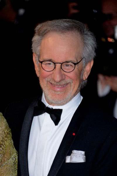 استیون اسپیلبرگ فیلمساز آمریکایی