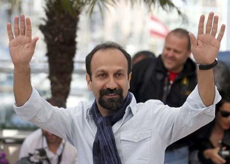 اصغر فرهادی در کن فرانسه