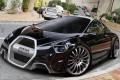 عکس از ماشین جدید و گران قیمت کریس رونالدو