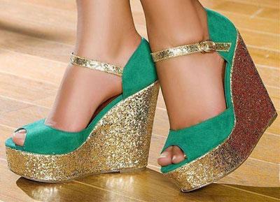 سری جدید مدل کفش مجلسی زنانهمدل کفش مجلسی زنانه 2013