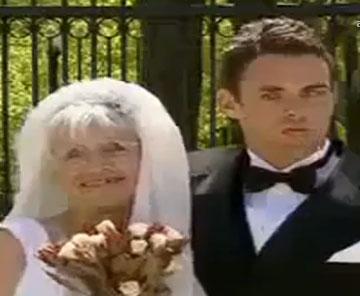 کلیپ دوربین مخفی عروس پولدار