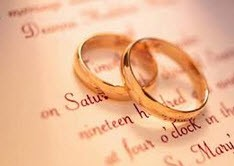 حلقه ازدواج, انداختن حلقه ازدواج, انداختن حلقه به دست, داستان حلقه ازدواج
