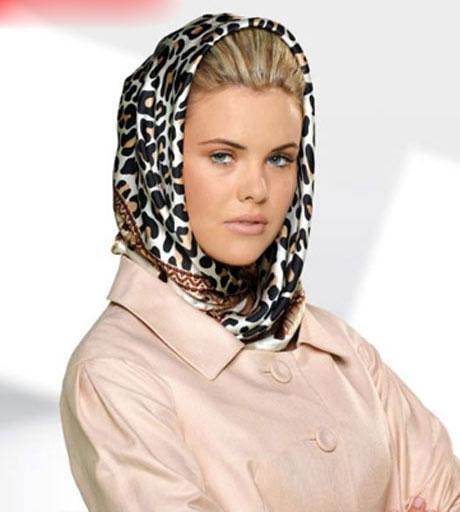 مدل های جدید روسری پیر کاردین