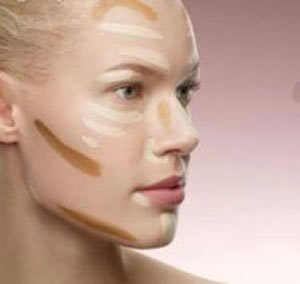با کرم پودر بینی خود را کوچک کنید اصلیترین مواد آرایشی,زیبایی پوست,هنگام خرید کرمپودر, بینی بلند,پوشاندن قرمزی پوست , لکهای بزرگ