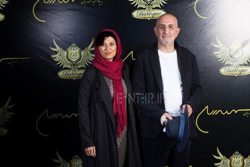 عکس بازیگران ایرانی و همسرانشان