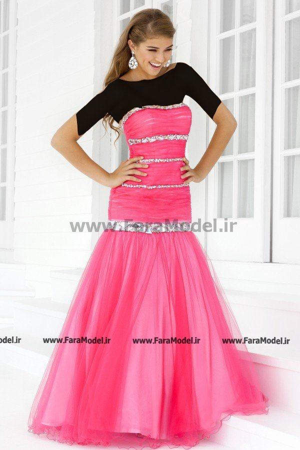 مدل لباس بلند
