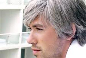رفع سفیدی مو, مشکلی سفید شدن موها, موی سفید