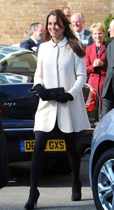 تیپ های بارداری Kate Midelton , لباس های بارداری کیت میدلتون