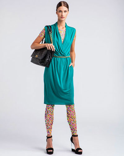 لباس بهاره زنانه Lanvin, مدل لباس زنانه