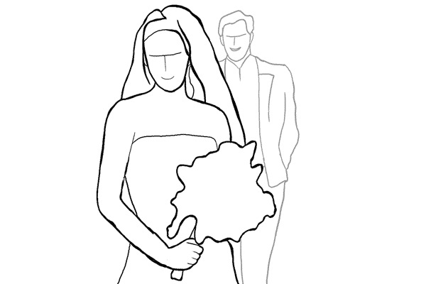Photo of ژست های عکاسی برای عروس و داماد