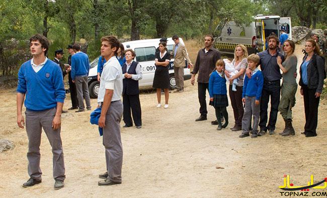 سریال مدرسه شبانه روزی