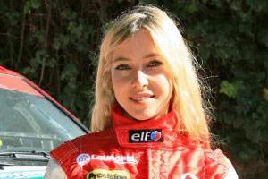 مراسم انتخاب زیباترین خانم راننده, راننده زن