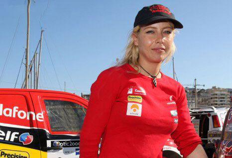 راننده زن, مراسم انتخاب راننده خانم