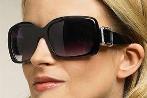 عینک آفتابی بزرگ