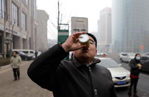 فروش هوای تازه در چین