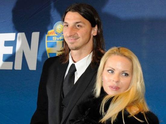 تصاویر: فوتبالیست های مطرح و همسرانشان