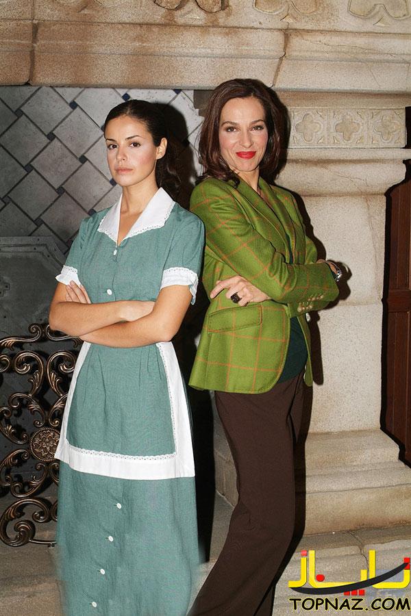 السا در سریال مدرسه شبانه روزی