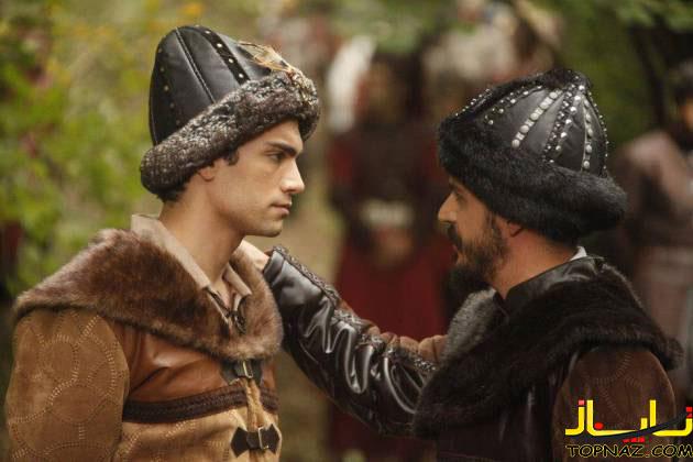 مهمت در سریال حریم سلطان