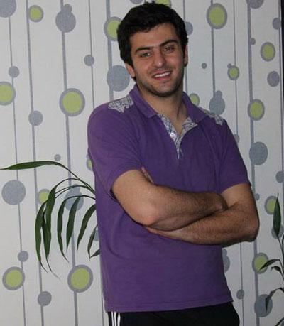 عکس علی ضیا