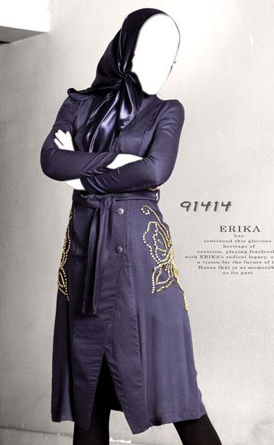مدل مانتو کمپانی erika اریکا