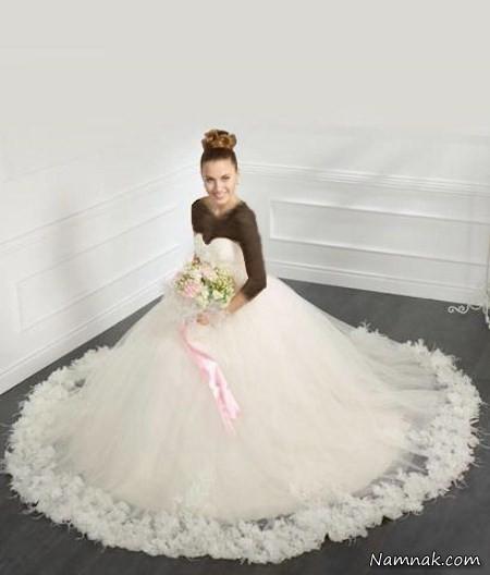 مدل لباس عروس ۲۰۱۳
