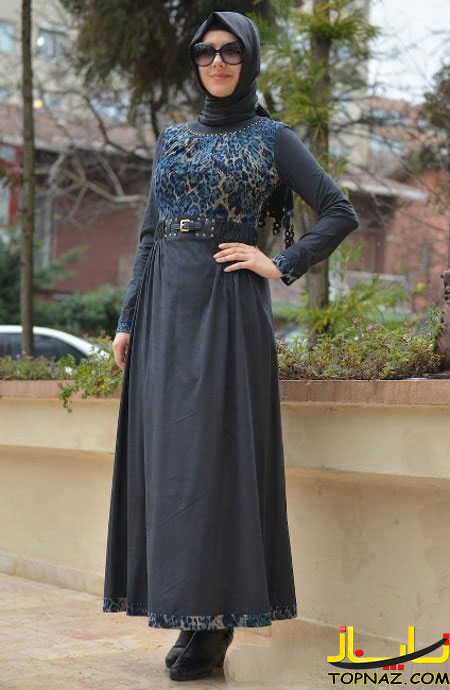 زیباترین مدل لباس و ان بختیاری عکس ساتین