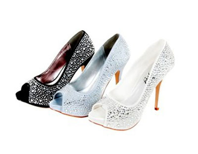 مدل کفش عروس ۲۰۱۳