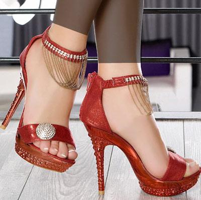 مدل کفش های پاشنه بلند دخترونه ۲۰۱۳