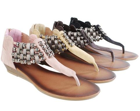 مدل کفش و صندل دخترانه و زنانه تابستونی